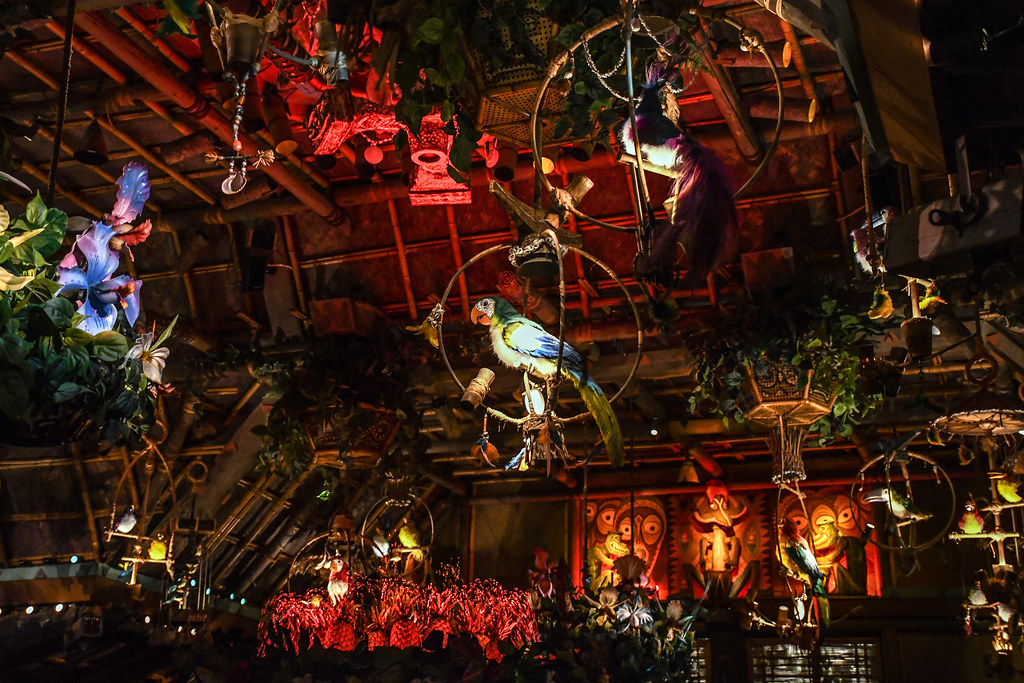 Tiki Room DL