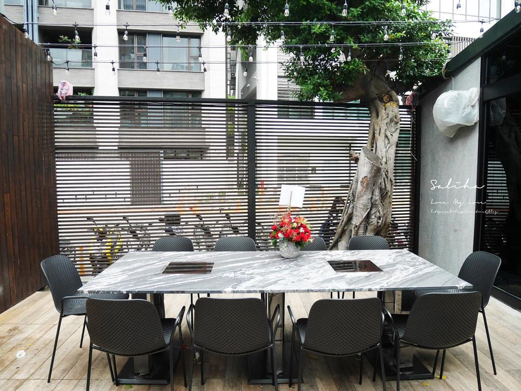 台北老房子餐廳推薦古蹟改建辛殿公館店隱藏版必吃菜色冰淇淋蛋糕 (2)