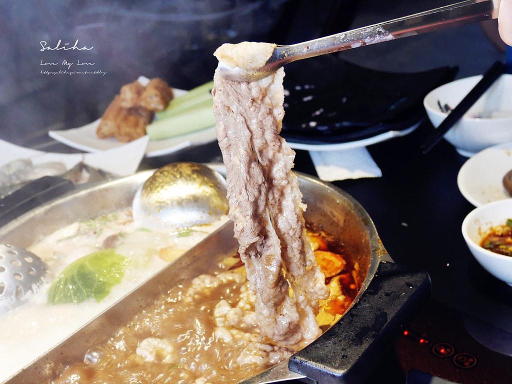 台北好吃麻辣鍋吃到飽推薦辛殿公館店cp質高有質感優質牛肉海鮮  (4)