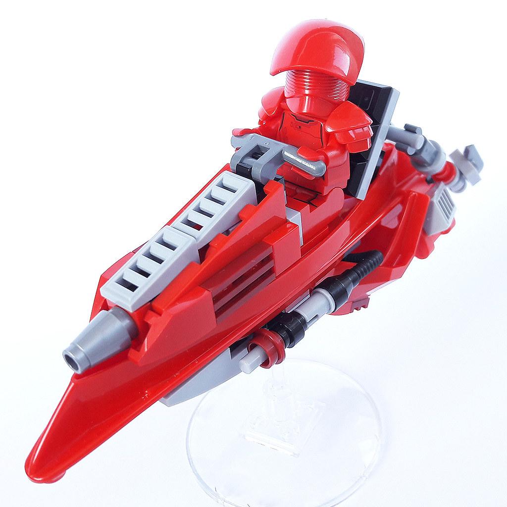 Elite Praetorian Guard Speeder