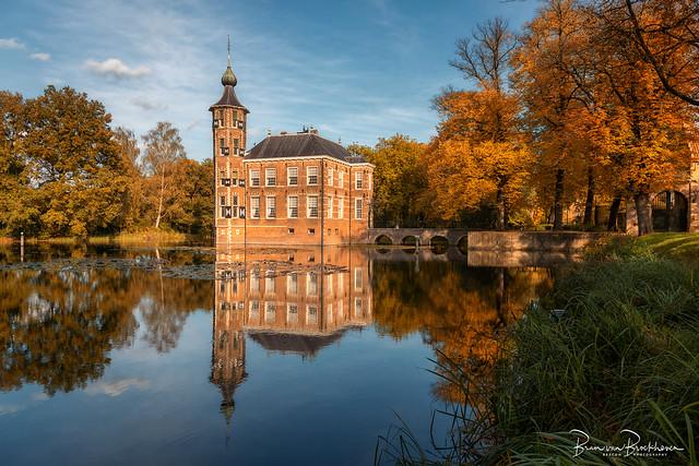 Bouvigne Castle Breda