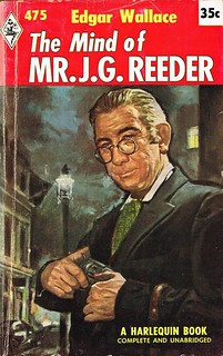 The Mind of Mr. J.G. Reader by Edgar Wallace