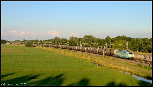 HSL 186 364 // Sliedrecht, Provinciale Weg N482 // 20-6-2020