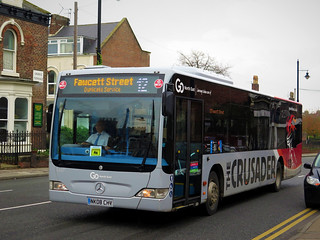 Go North East 5307 (NK08CHV) - 21-10-20