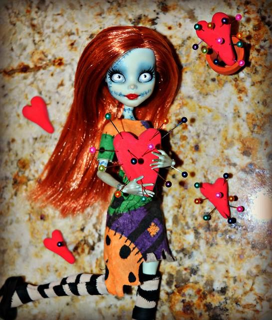 Pincushion Hearts