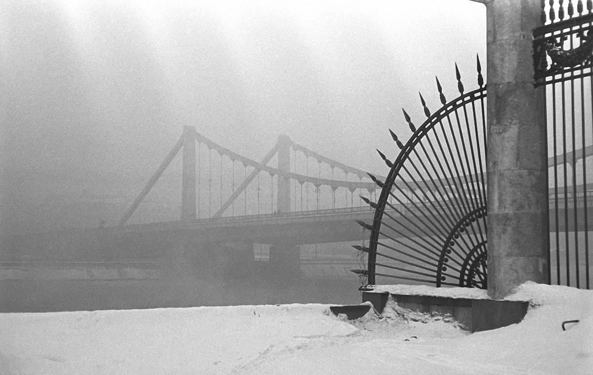 1955. Крымский мост