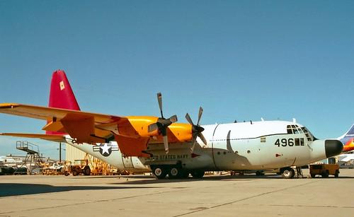 70496 Lockheed DC-130A Hercules US Navy