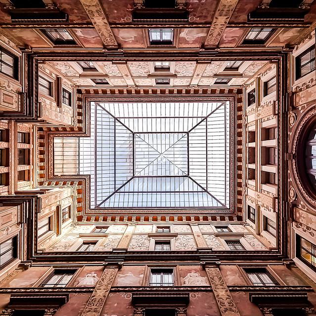Galleria Sciarra, Roma