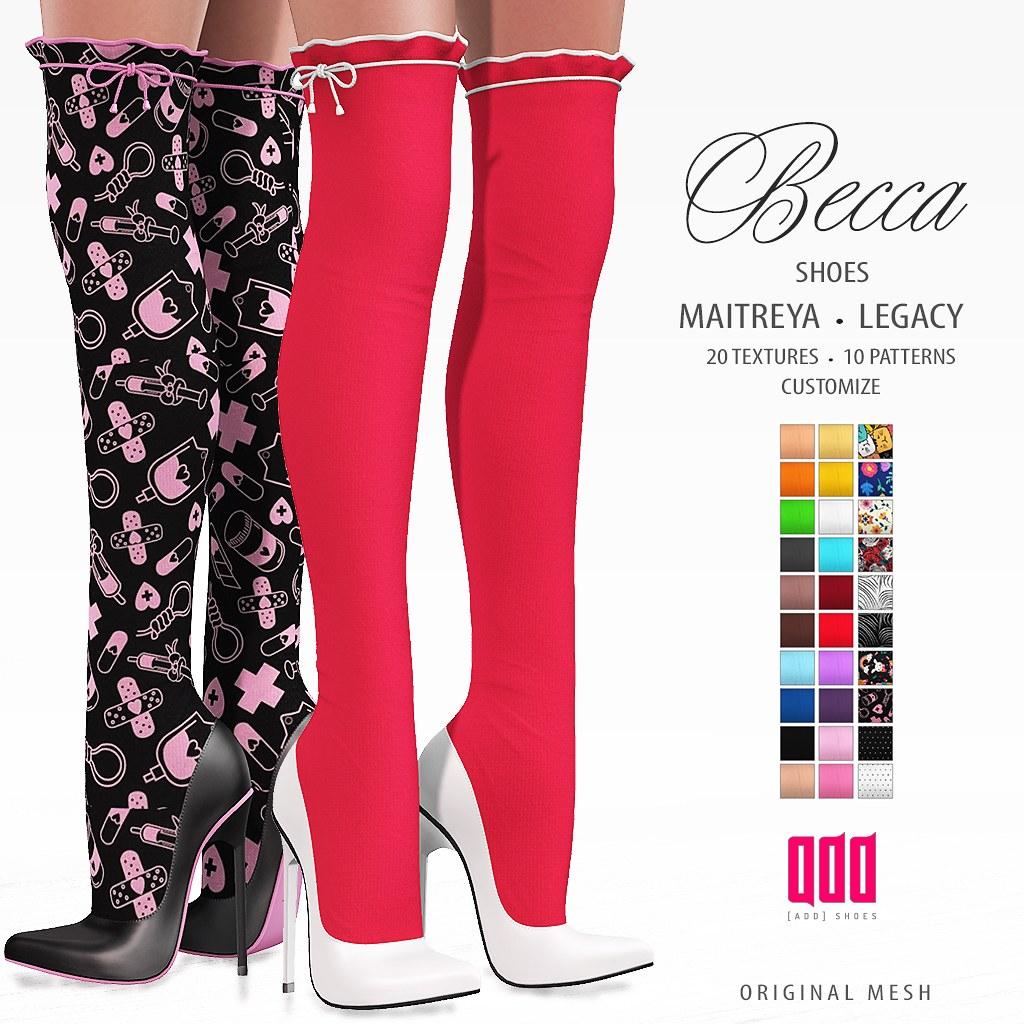 New release – [ADD] Becca