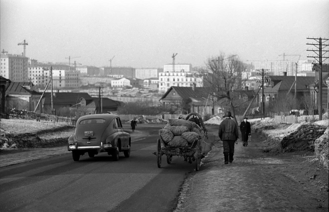 1960. Юго-Запад наступает
