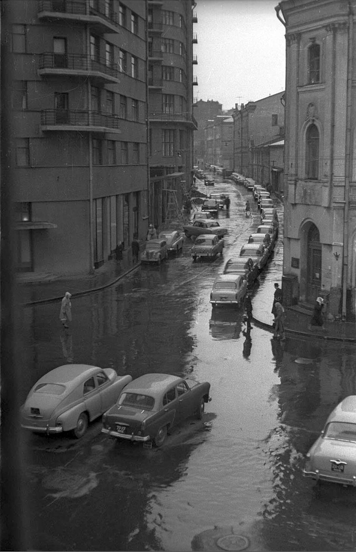 1959—1961. Малая Лубянка