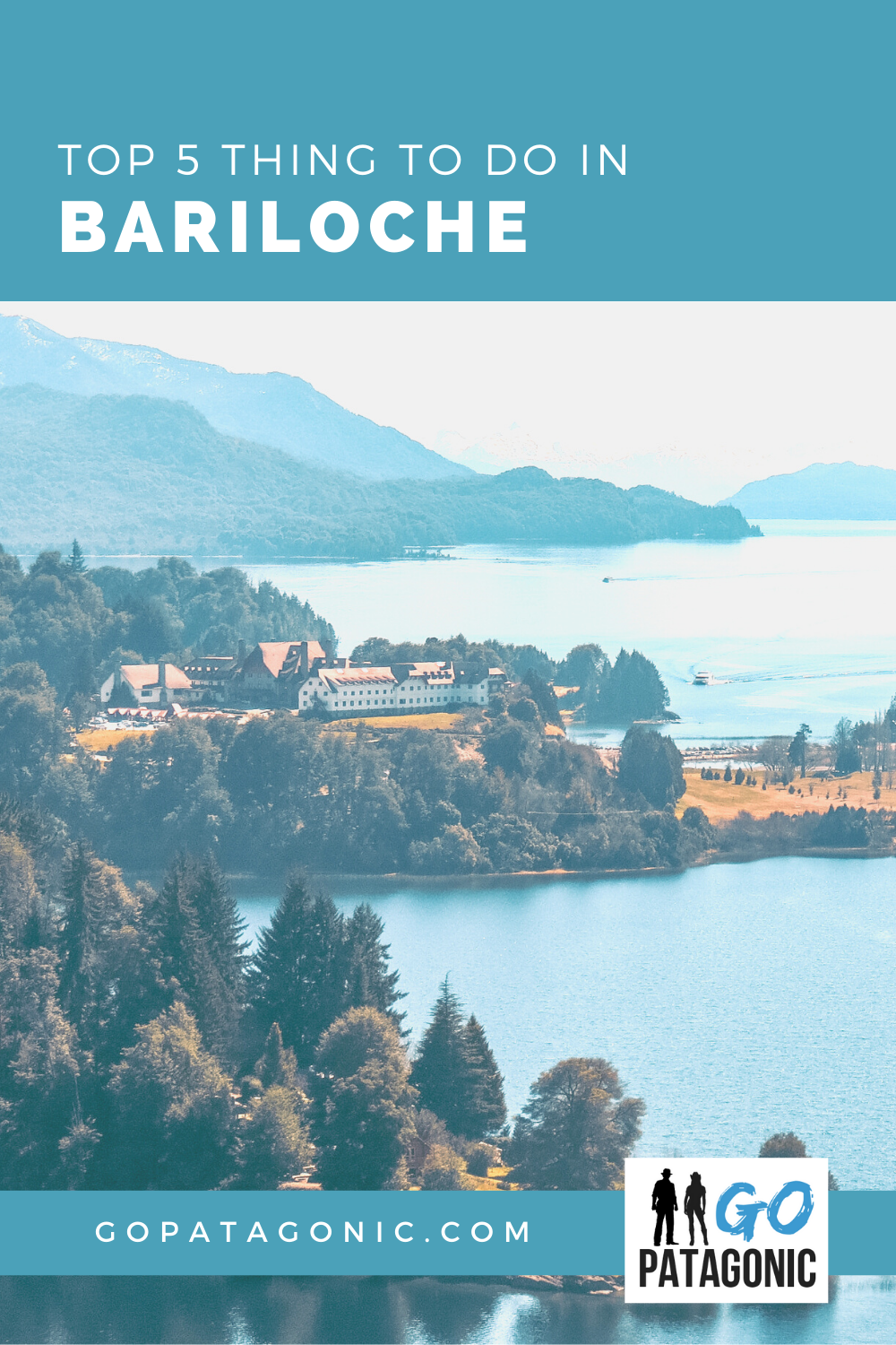 Top 5 things to do in Bariloche