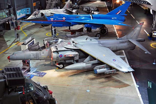 Royal Navy BAe Harrier GR.9A - ZD433