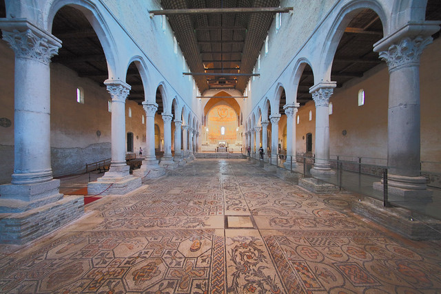 Basilica di Santa Maria Assunta, Aquileia (Friuli Venezia Giulia) Italy, June 2020 042