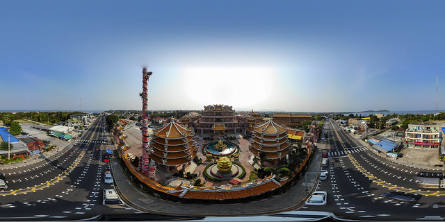 A 360 temple view.  Use the mouse to move around.