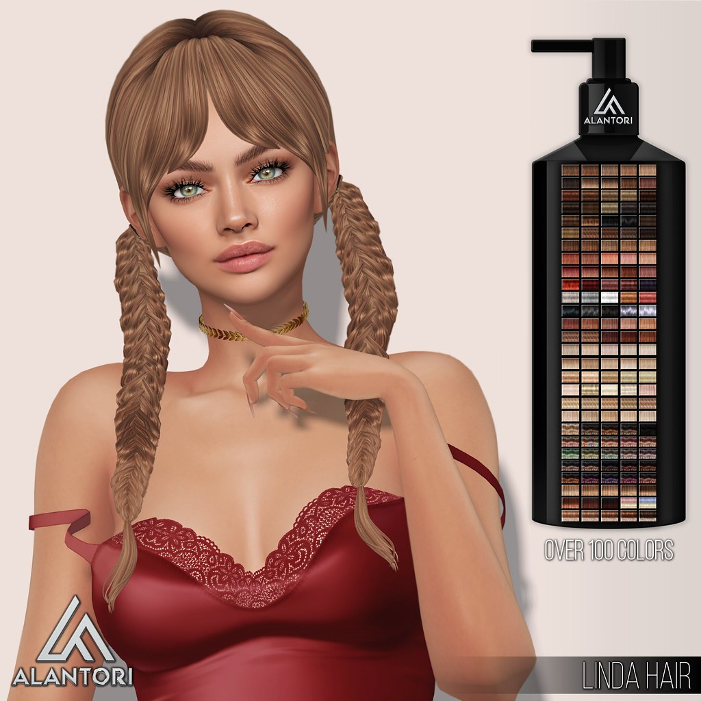 ALANTORI | Linda Hair in over 100 Colors