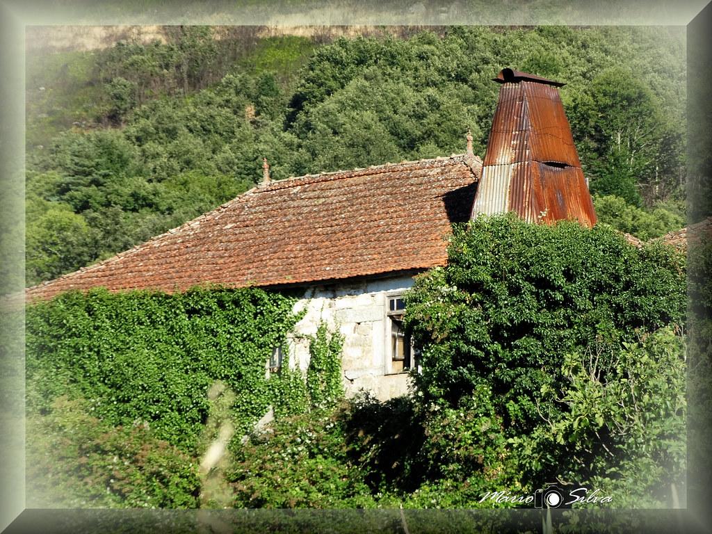Uma bela casa que já teve melhores dias