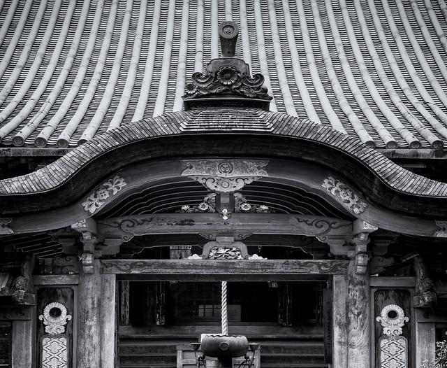 Bishamon-do (毘沙門堂)