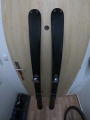 K2 Domain freestylové lyže + vázání Marker Squire - titulní fotka