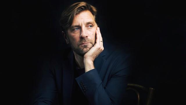 Ruben Östlund Portrait for ZFF