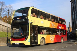 East Yorkshire 929 / YX20 OEH