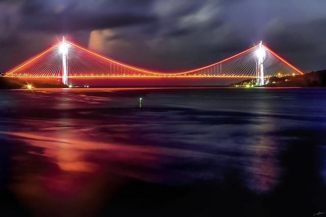The Third Bridge over the Bosphorus