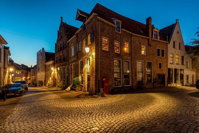 Deventer / Bergkerkplein