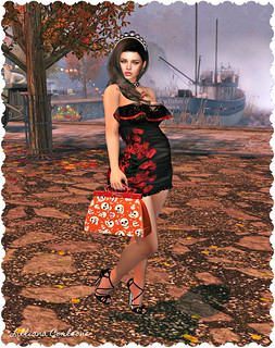 Designer Showcase, My Bags by Mila, Halloween, Deja Boooo! Bundle Event, Fashion Essentials, Access, Dark Passion Productions, Trick or Treat Lane, 7 Deadly s[K]ins, and Group Gifts! | by Lilliana Corleone Blogger