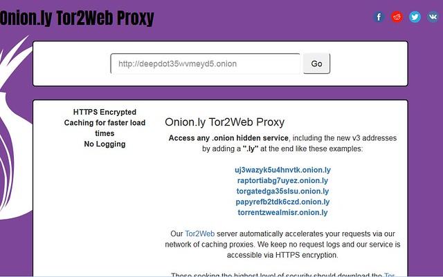 Tor2Web