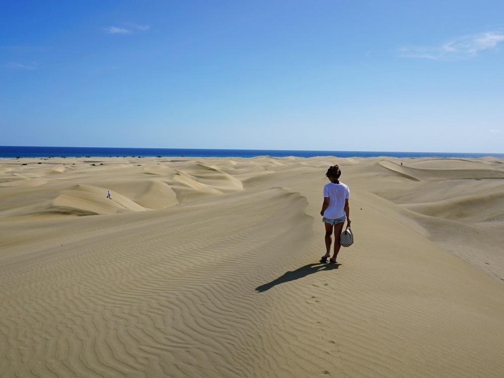 leftbanked Maspaloma Dunes