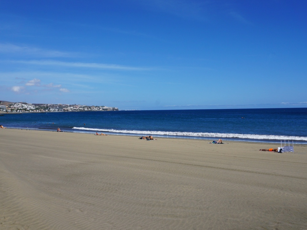 English Beach Maspalomas
