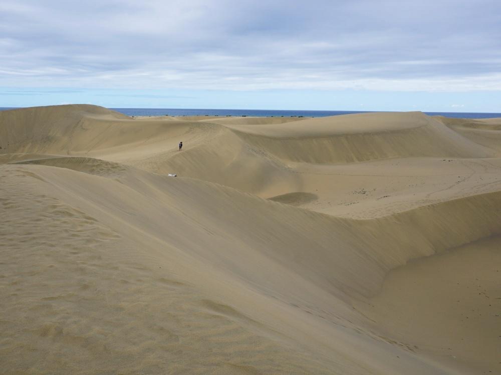 Maspalomas Dunes Canary Islands