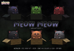 HILTED - Meow Meow Ad