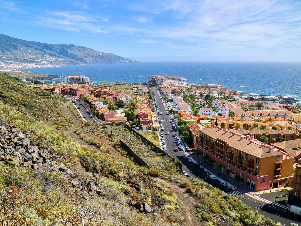 Los Cancajos en La Palma