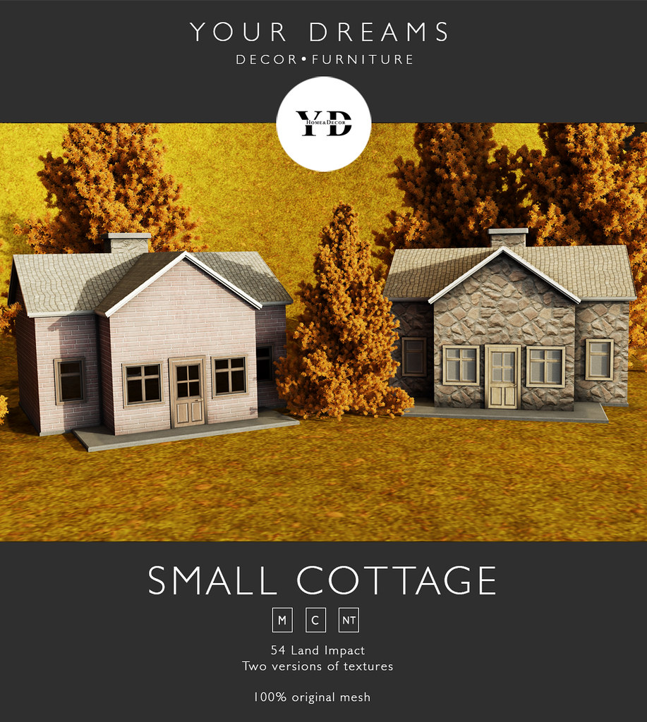 {YD} Small Cottage