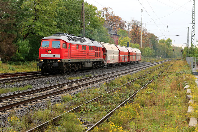 232 589-2 - DB Cargo - Lintorf