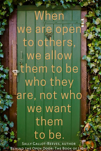 Growing Together Through Openness: The Art of Allowing
