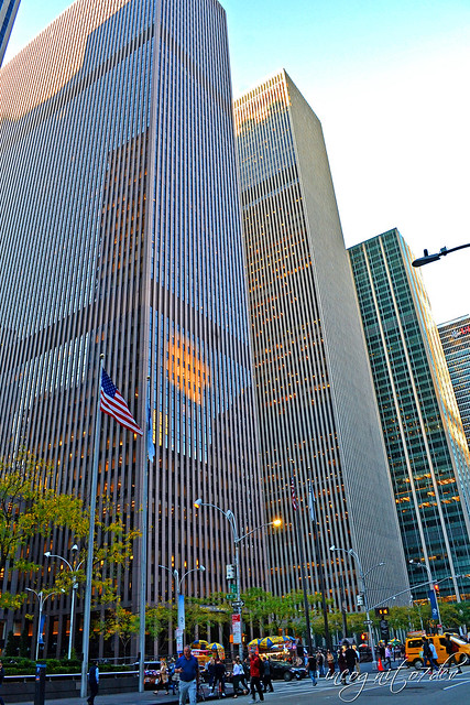1221 1251 1271 Avenue of the Americas Skyscrapers 6th Ave Midtown Manhattan New York City NY P00687 DSC_1678