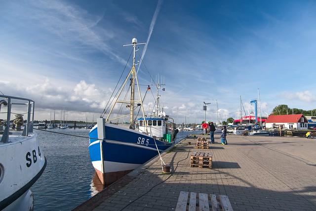 Burgstaaken harbor   October 18, 2020   Fehmarn - Schleswig-Holstein - Germany