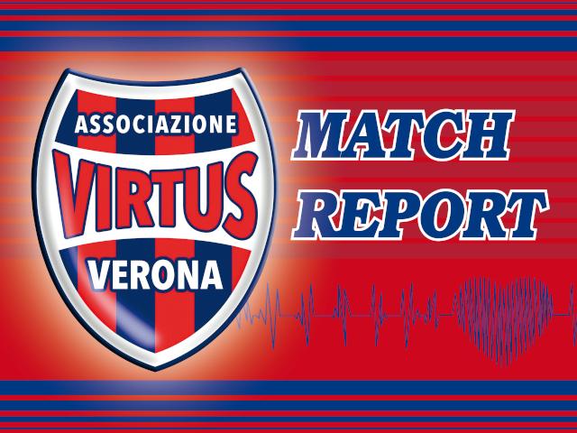 Alma Fano - Virtus Verona 1-2 (FINALE)