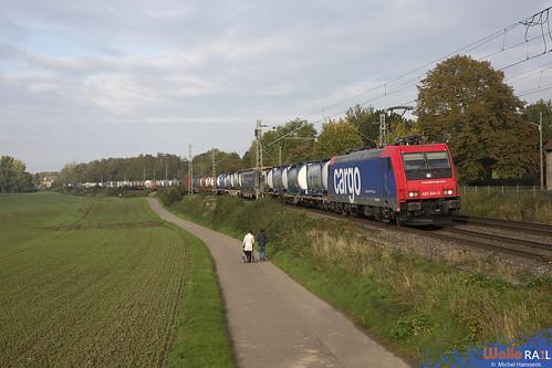 Re 482 044 . SBB Cargo . 40246 . Übach-Palenberg .18.10.20.