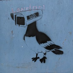 Islington graffiti