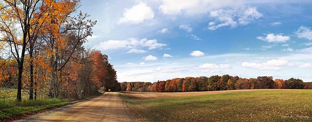 Take me home. Country road.
