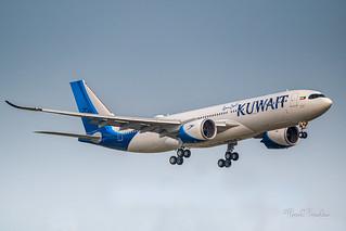 f-wwcl // 9K-APG KUWAIT AIRWAYS AIRBUS A330-841 msn 1969