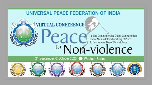 India-2020-10-02-India Commemorates International Day of Peace with Online Campaign