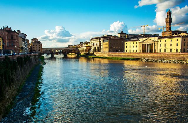 Scorcio su Ponte Vecchio