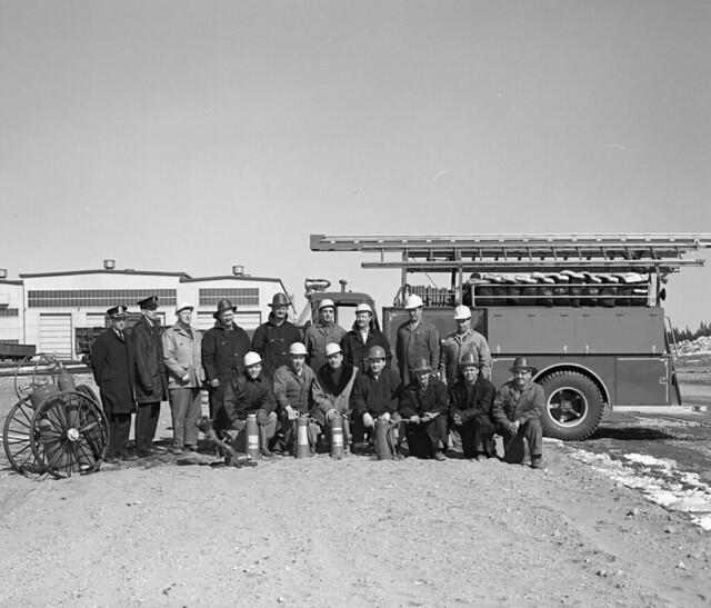 Brigade de pompiers de QNS&L