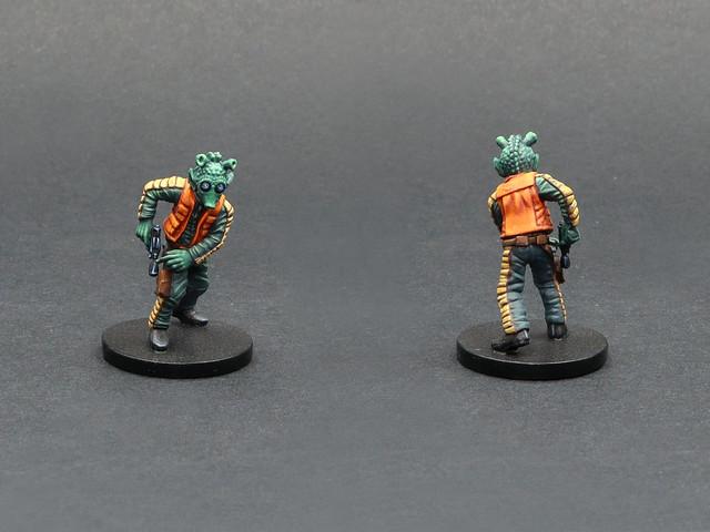 Star Wars Imperial Assault - Greedo