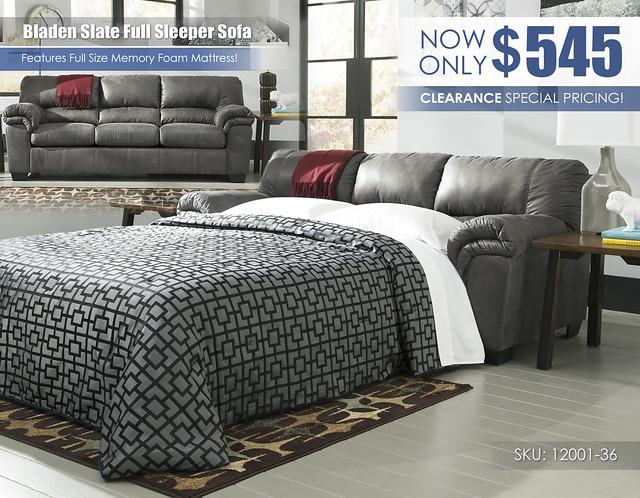 Bladen Slate Full Sleeper Sofa_12001-36