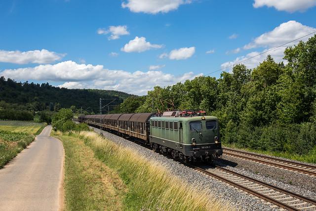 bayernbahn 140 438 Winterhausen
